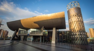 The Lowry Theatre Salford Quays Greater Manchester