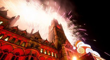 New Year's Eve Manchester