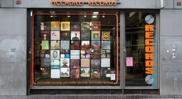 Piccadilly Records store Manchester