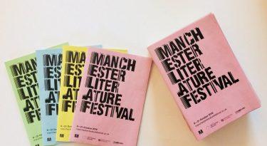 Manchester Literature Festival 2018