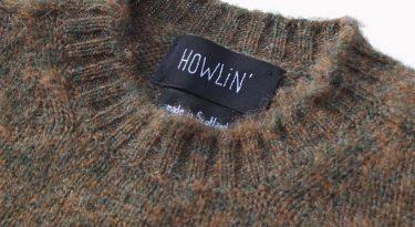 Howlin' jumper